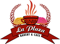 La Plaza Bakery & Cafe, Logo
